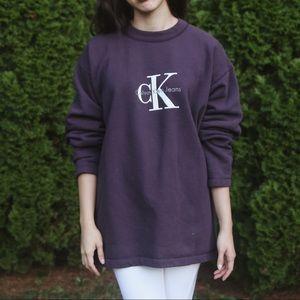 Vintage Calvin Klein Crewneck Sweater